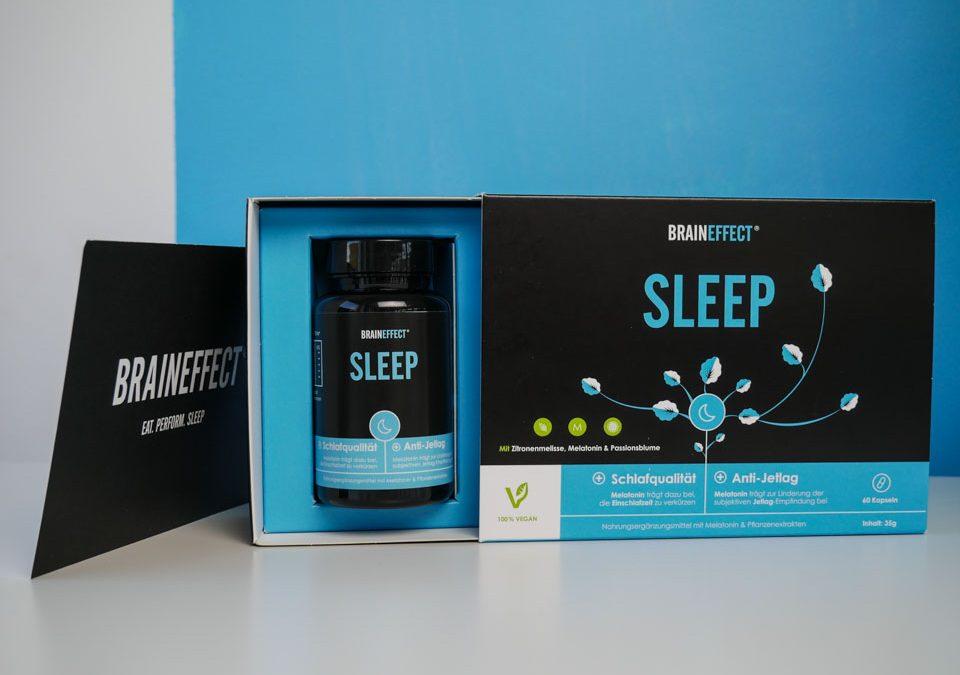 Braineffect SLEEP Erfahrungen
