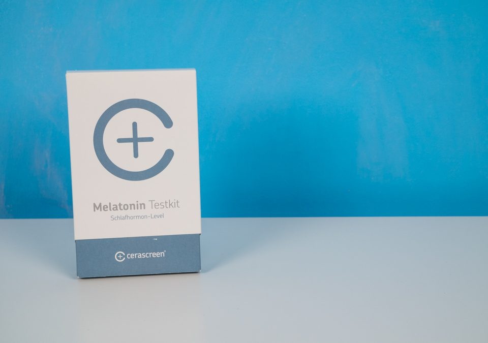Melatonin Test von Cerascreen – Unsere Erfahrungen