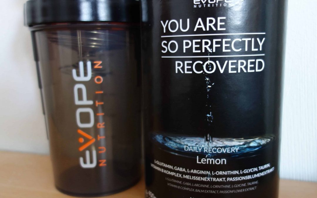 Evope Nutrition Daily Recovery