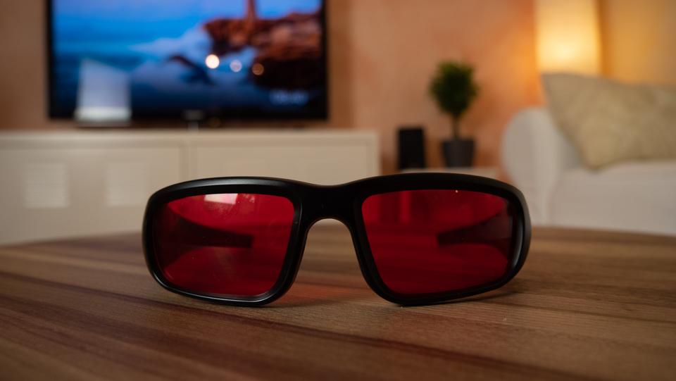 Propeaq Blaulichtfilter Brille