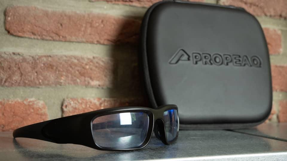 Propeaq Lichtherapie Brille