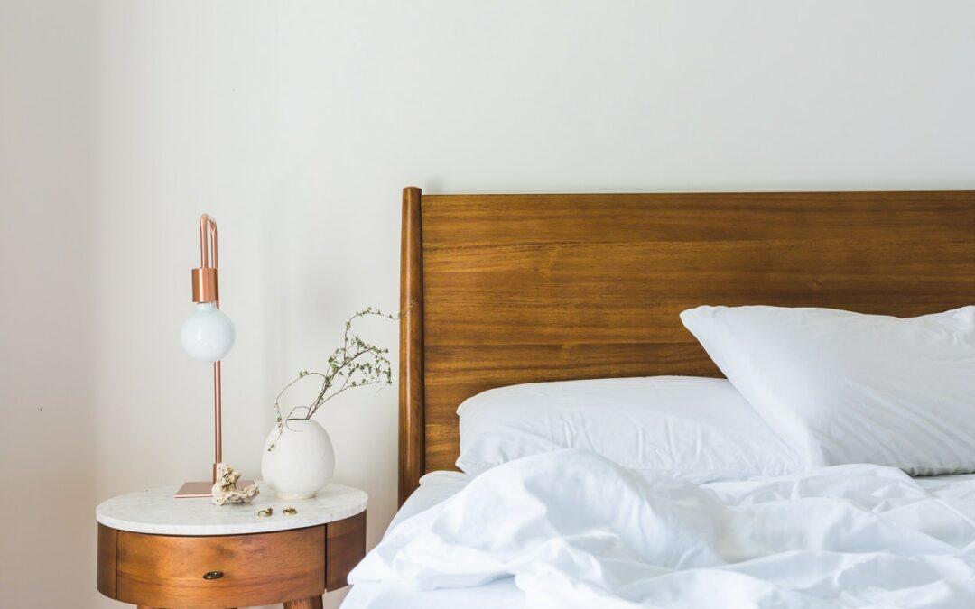 Schlafumfeld – Die 5 Must-Haves für dein Schlafzimmer